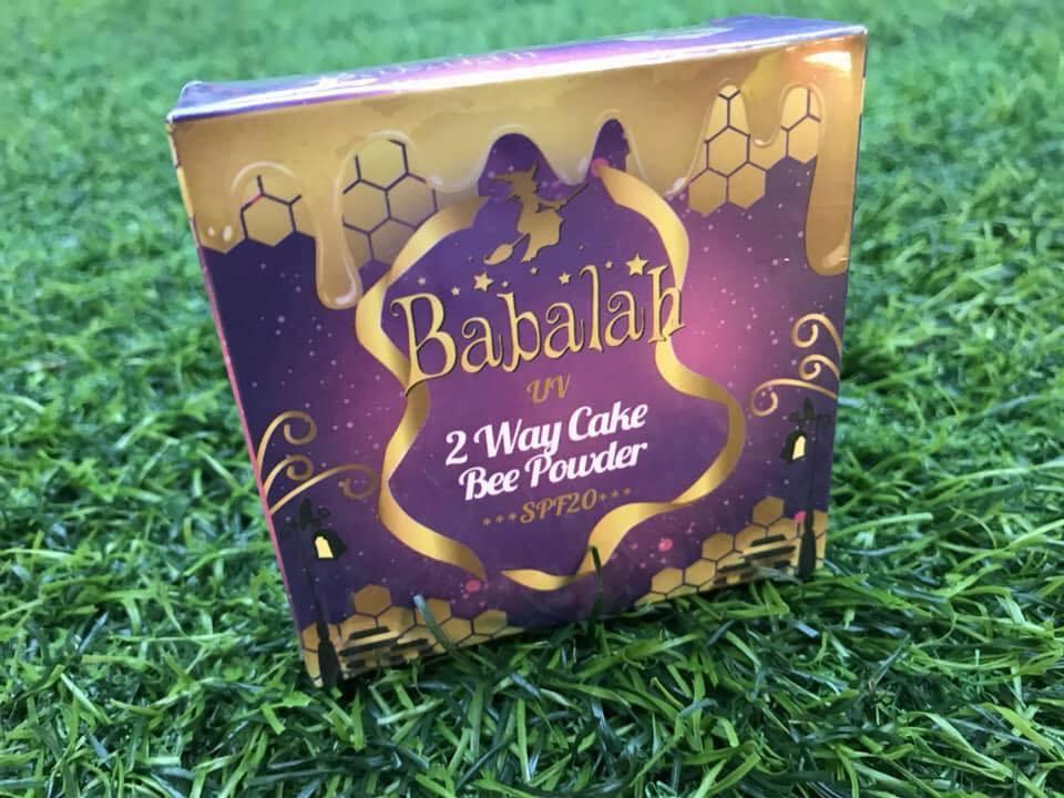 Babalah Magic Powder Oil Contor & UV SPF20