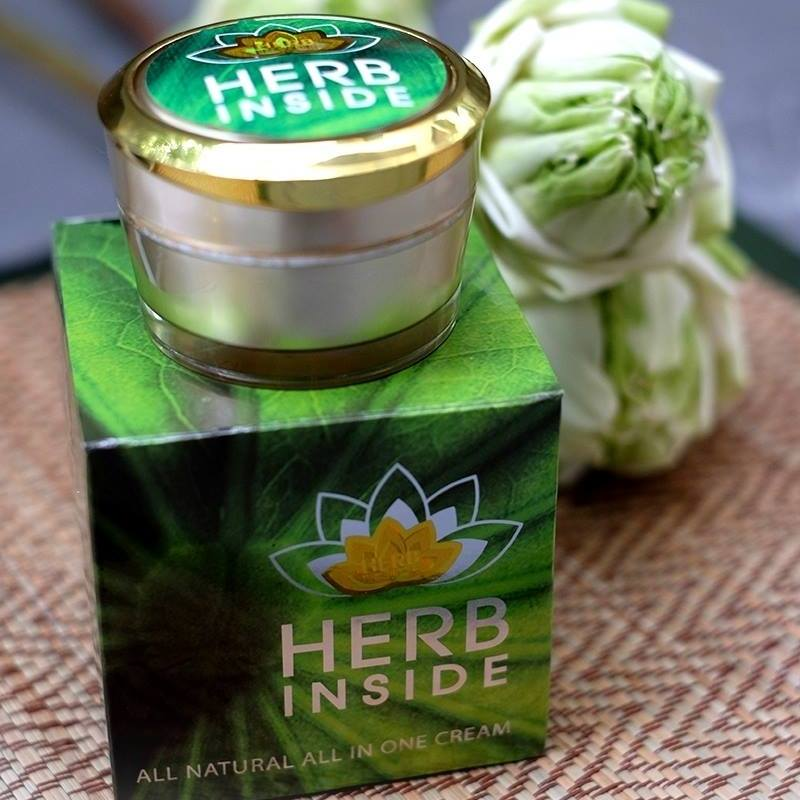 Herb inside